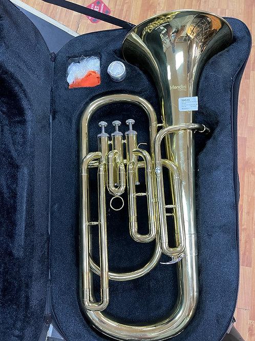 Mendini MBR-20L Baritone Horn
