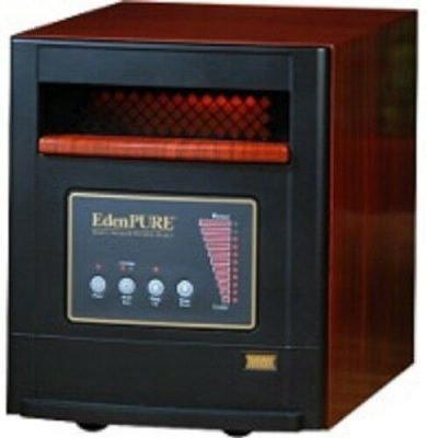 EdenPURE GEN4 A4643/RTL Quartz Infrared Portable Heater