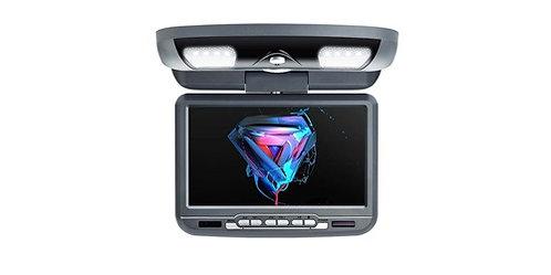 """Xtrons CR9033  -  9"""" Digital Screen Flip Down"""