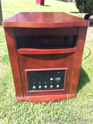 Source Heat 1500W Heater