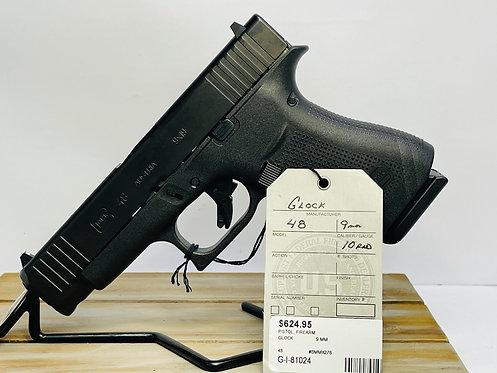 Glock 48 9mm - New