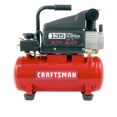 Craftsman 3 gal. Oil-Lubricated Air Compressor