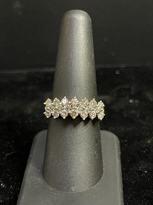 10KYG Anniversary Ring