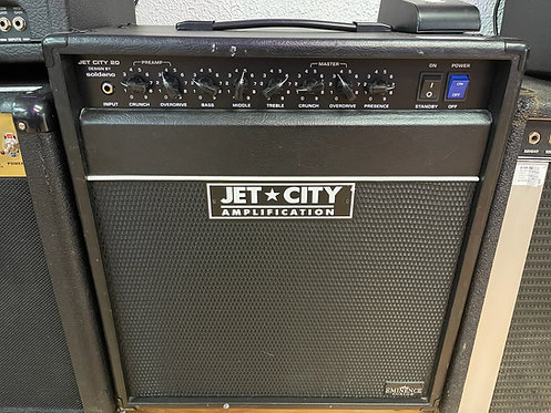 Jet City JCA2212C 20W 1x12 Tube Guitar Combo Amp