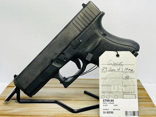 Glock 29 Gen 4 10mm New
