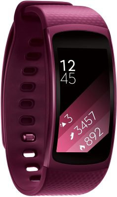 Samsung Gear Fit2- Pink Watch