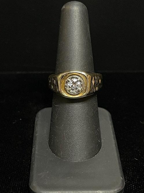 14KYG Diamond Ring