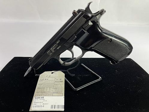 CZ Makarov 9x18 CZ 82
