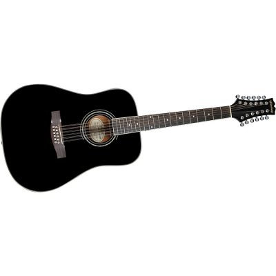 Mitchell MD100S12EBK 12-String Acoustic
