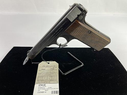 Browning FN 32 ACP German Stamped 7.65mm