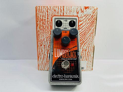 Electro Harmonix Overdrive Lumberjack Log