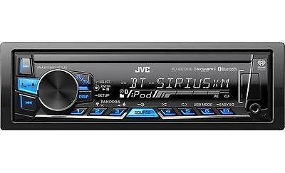 JVC KD-SR81BT CD Player