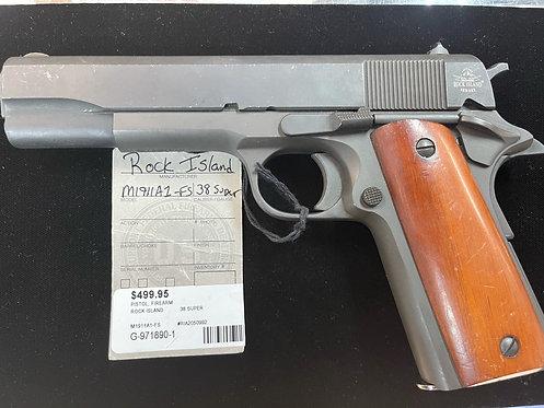 Rock Island M1911 A1FS 38 Super
