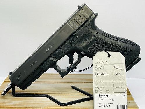 Glock G37 45 GAP