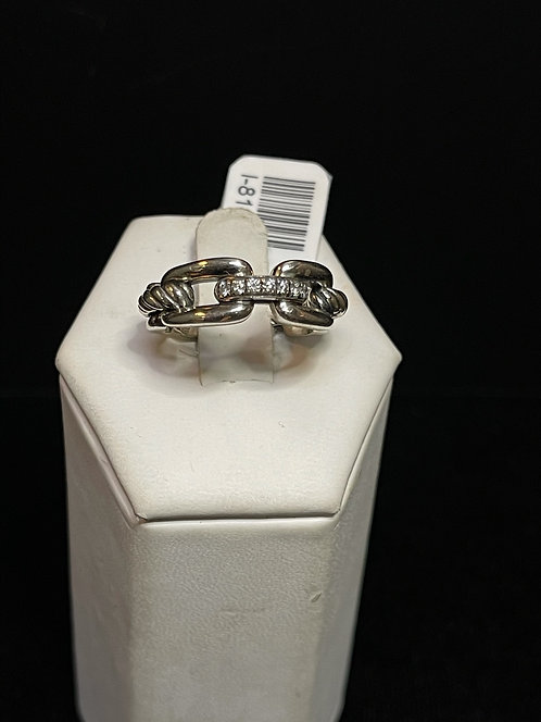 DY Wellesley Link Chain Ring
