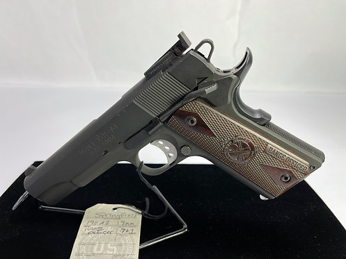 Springfield Armory 1911 A1 Range Officer