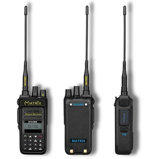 Mycomm Radio Salah Receiver