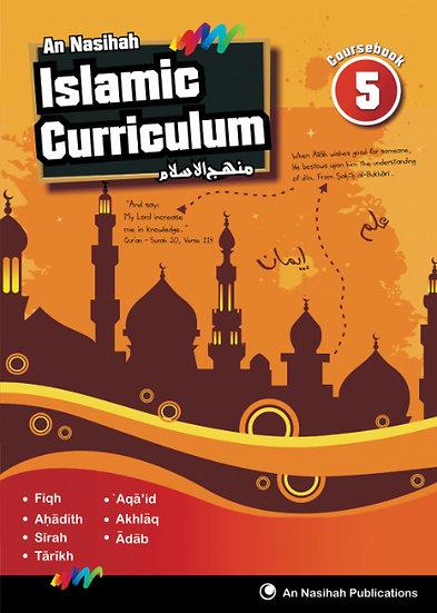 An Nasihah Course Book 5