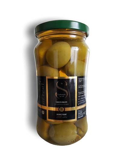 Green Queen Olive 200g