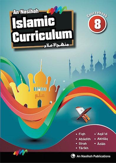An Nasihah Course Book 8