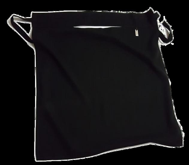 Long Drop Charm Ladies Tie-Back Niqaab