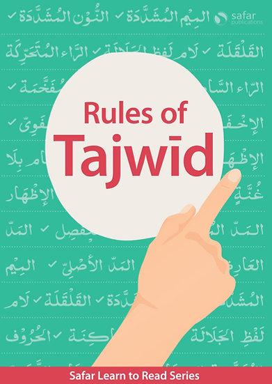 Safar Rules of Tajwid