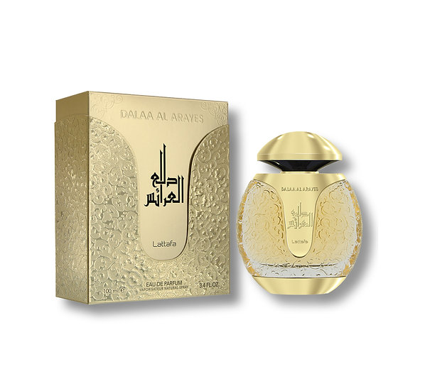 Dalaa Al Arayes Gold 100ml