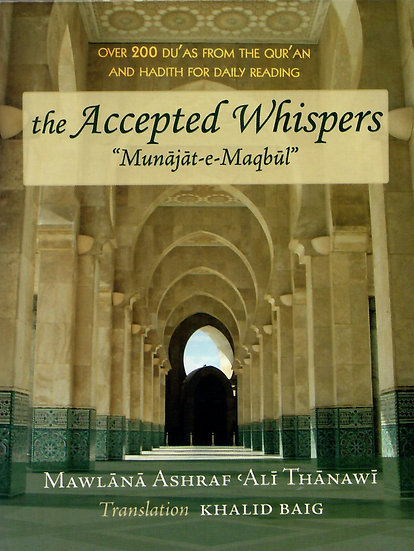 The Accepted Whispers (Pocket Size)