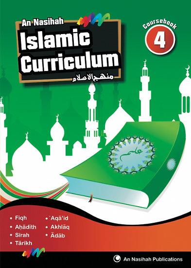An Nasihah Course Book 4