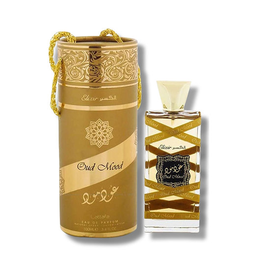 Oud Mood Gold Elixir 100ml