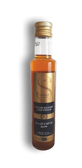 Organic Balsamic Cider Vinegar 250ml