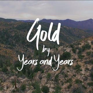 Gold (Dance Cover) by Years and Years