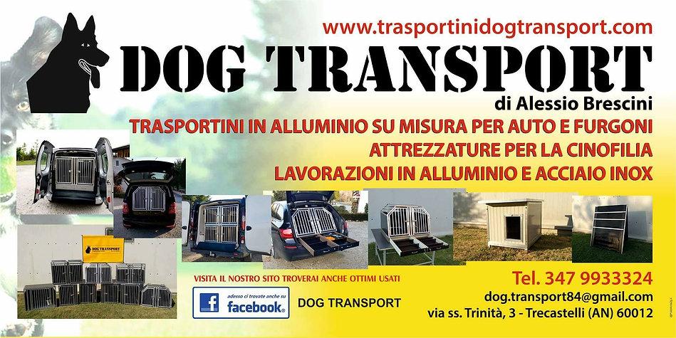 Trasportini in alluminio