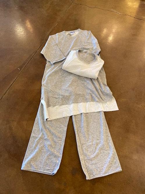 Iridium (from Peru) reversible tunic & pants