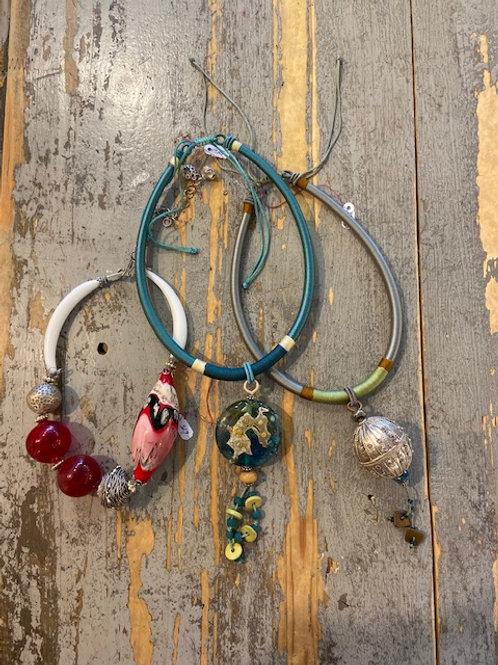 necklaces ~ local artist