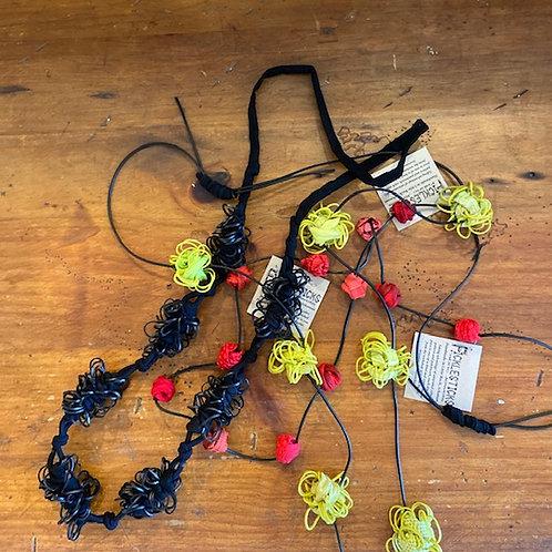 Fiddlesticks necklaces