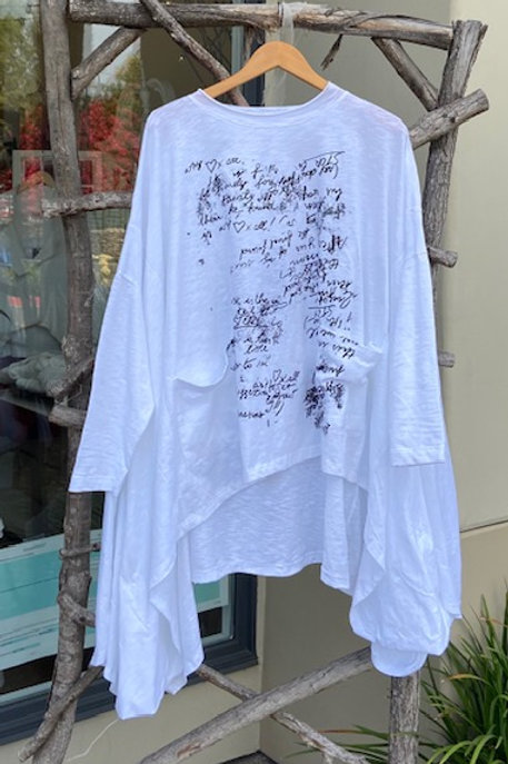 Bread & Butter (soft T shirt fabric)
