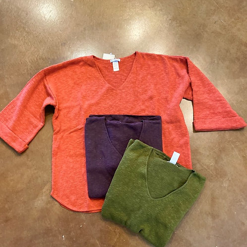 Avalin sweaters (100% cotton, also in black)