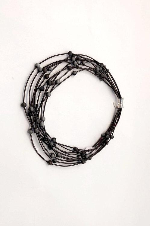 piano wire bracelet