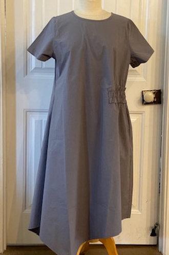 Amma dress (gray)
