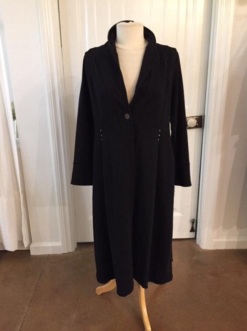 Testimony black duster / jacket