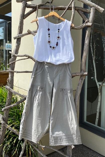 XCVI pants & Neon Buddha tank