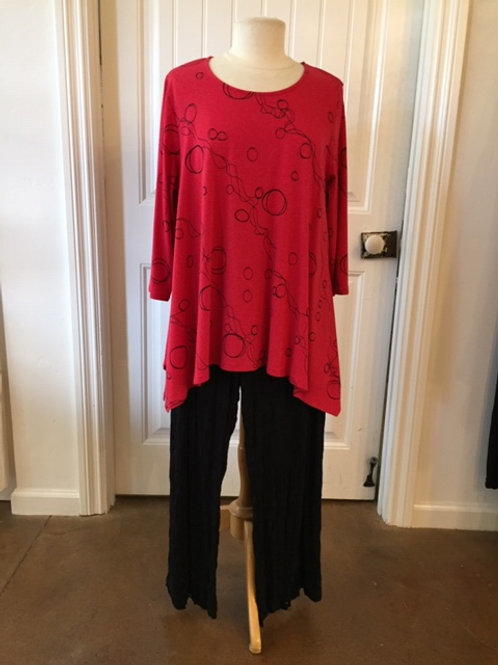 Chalet red tunic