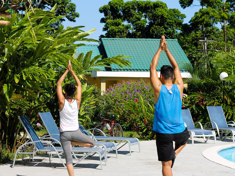 Yoga Retreat - Corinto Pearl