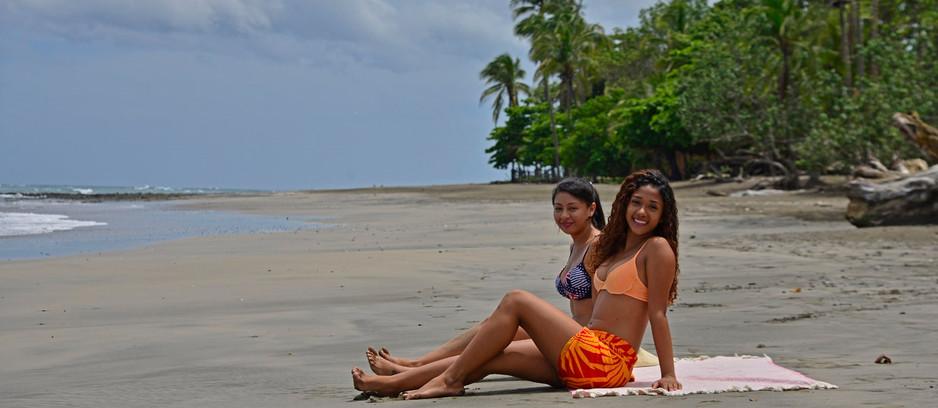 Beach near Playa Lagarto
