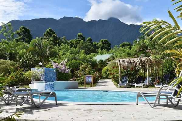 Corinto Pearl. Mountainside pool views. Honduras