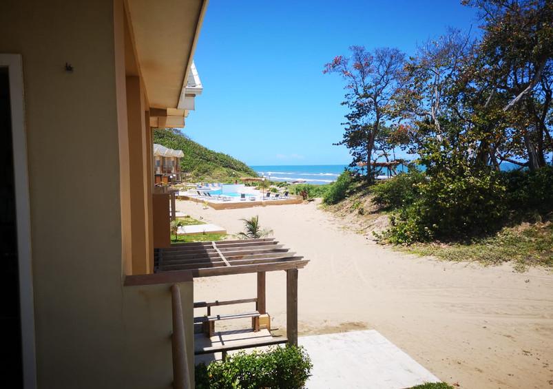 Beachview from Condo