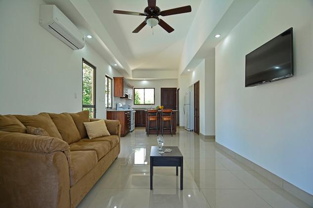 PLED - interior living