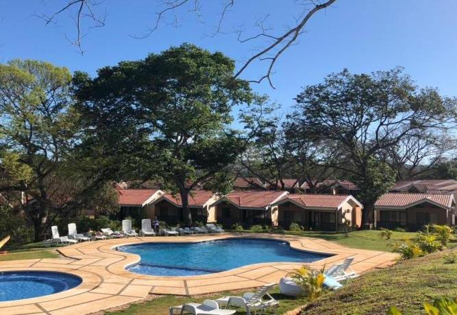 The villas at Playa Lagarto