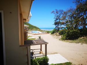 True Beachfront Condo